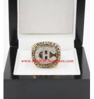 1985 - 1986 Montreal Canadiens Stanley Cup Championship Ring, Custom Montreal Canadiens Champions Ring