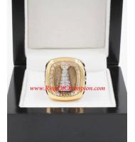1992 - 1993 Montreal Canadiens Stanley Cup Championship Ring, Custom Montreal Canadiens Champions Ring