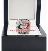 2005 - 2006 Carolina Hurricanes Stanley Cup Championship Ring, Custom Carolina Hurricanes Champions Ring