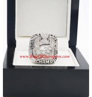 2007 -2008 Detroit Red Wings Stanley Cup Championship Ring, Custom Detroit Red Wings Champions Ring