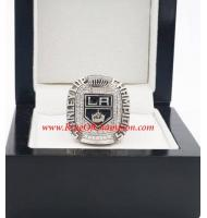 2011 - 2012 Los Angeles Kings Stanley Cup Championship Ring, Custom Los Angels Kings Champions Ring