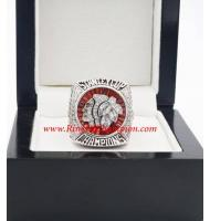 2012 - 2013 Chicago Blackhawks Stanley Cup Championship Ring, Custom Chicago Blackhawks Champions Ring