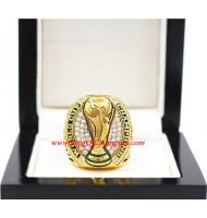 2018 FIFA World Cup France Men's Football Russia 21st World Cup Championship Ring