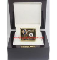 1971 Utah Stars ABA American Basketball Association Championship Ring, Custom Utah Stars Champions Ring